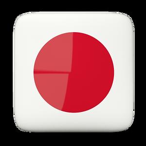 Escudos Japão