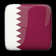 Escudos dos clubes de futebol do Catar