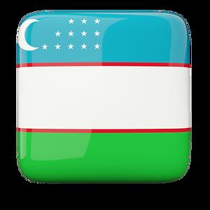 Escudos Uzbequistão