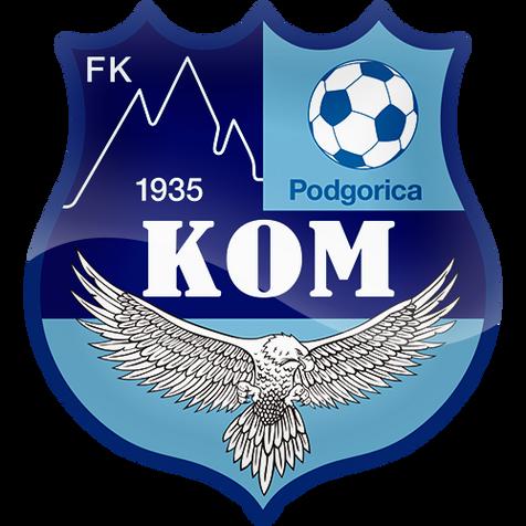 Kom Podgorica-MNE