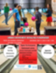 UM Bowling Fundraiser Flyer - Untitled P