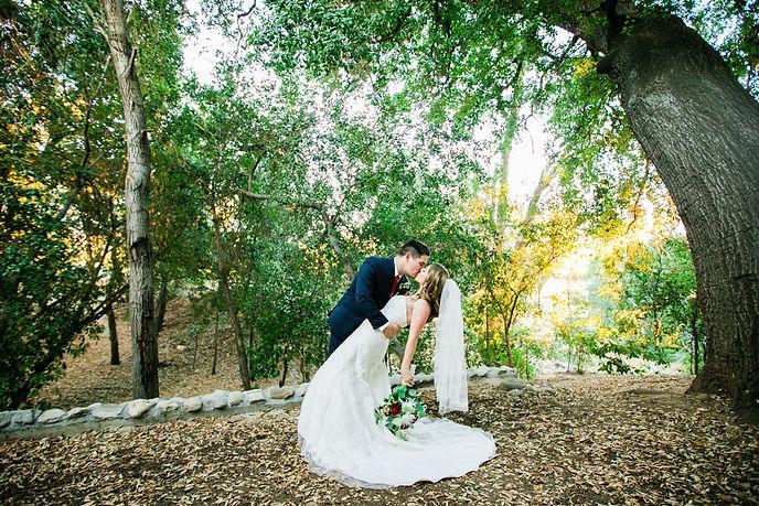 Hidden Oaks Retreat Wedding Venue in Rancho Cucamonga, CA