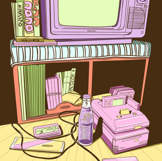 Dreaming in Famicon