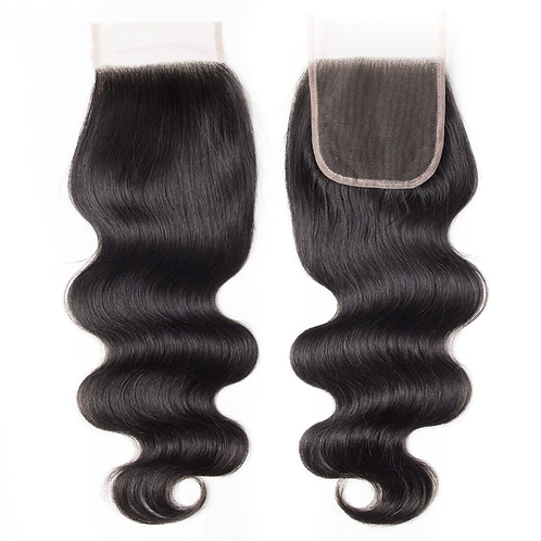 Mink Lace Closure Body Wave