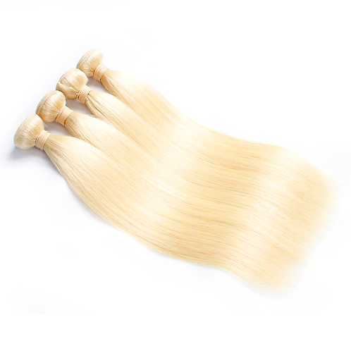 Bombshell Blonde Straight