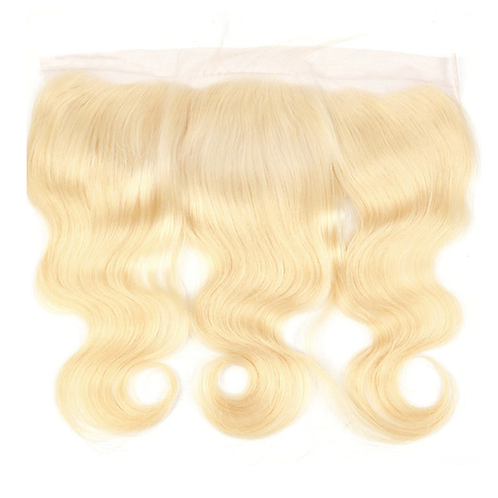 Bombshell Blonde Lace Frontal Body Wave