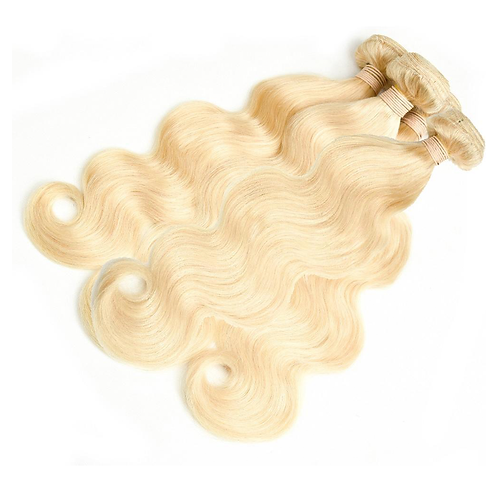 Bombshell Blonde Bundle Deals Body Wave