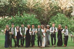 Maui Wedding Party