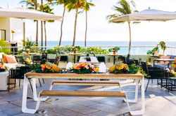 Wedding Reception at Wailea Beach Resort
