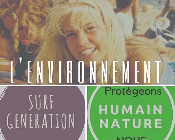 SURF GENERATION