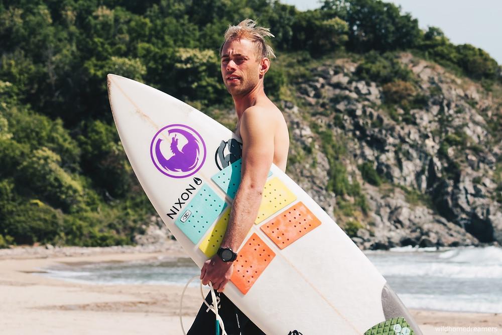 wildhomedreamers surf surfer сърфист българия