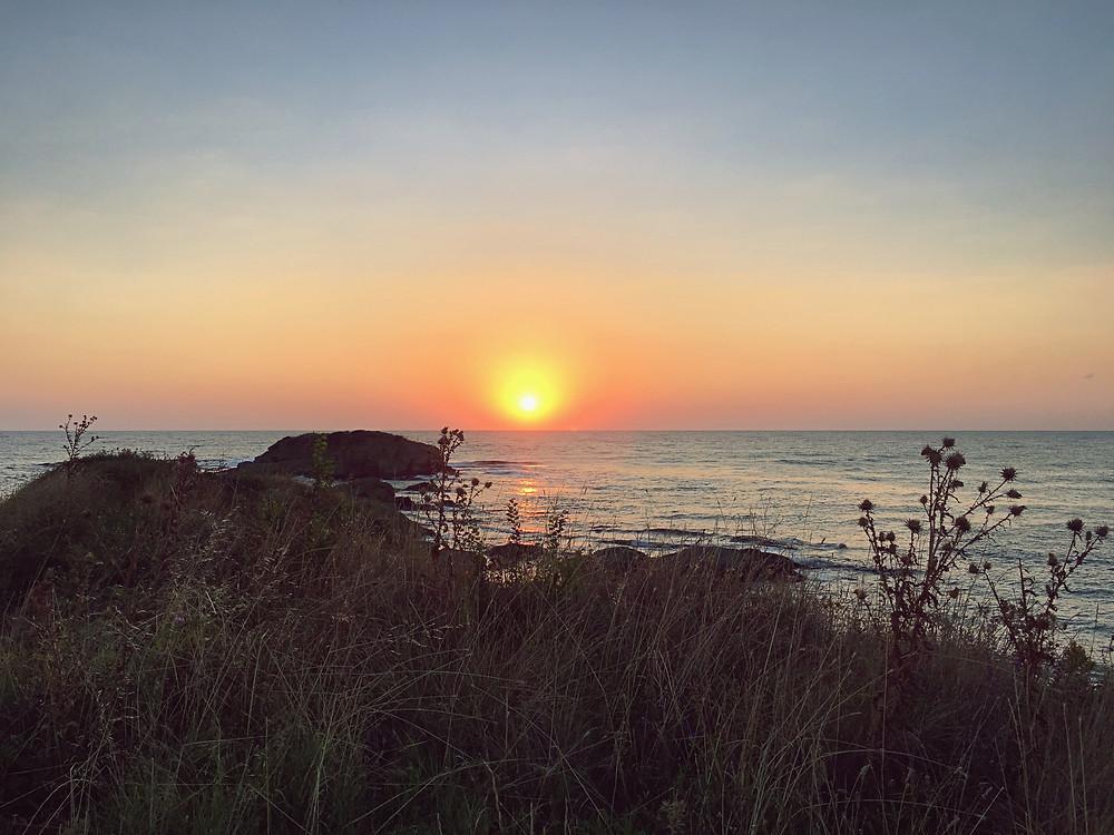 sunrise лозенец българия изгрев seaside black sea