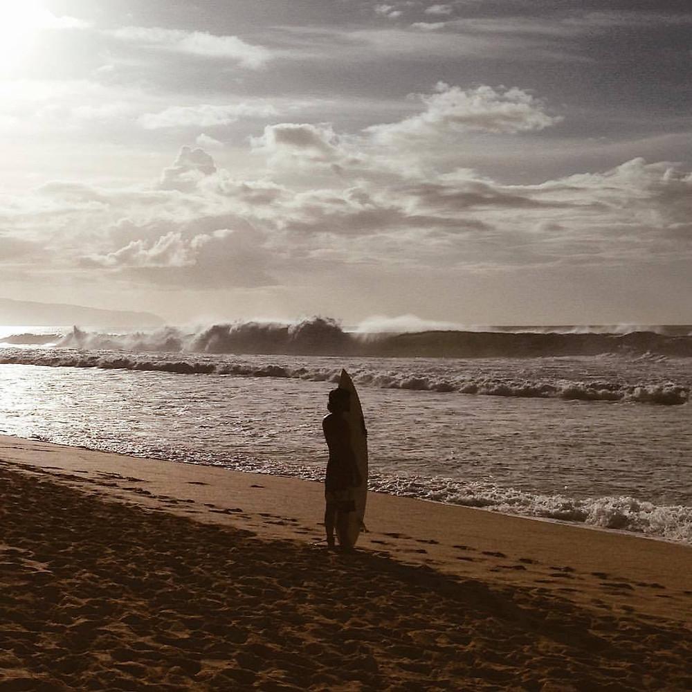 Surfer Photo credit: Seb Zanella