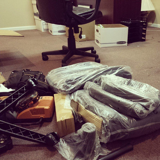 More #office #furniture #assembly