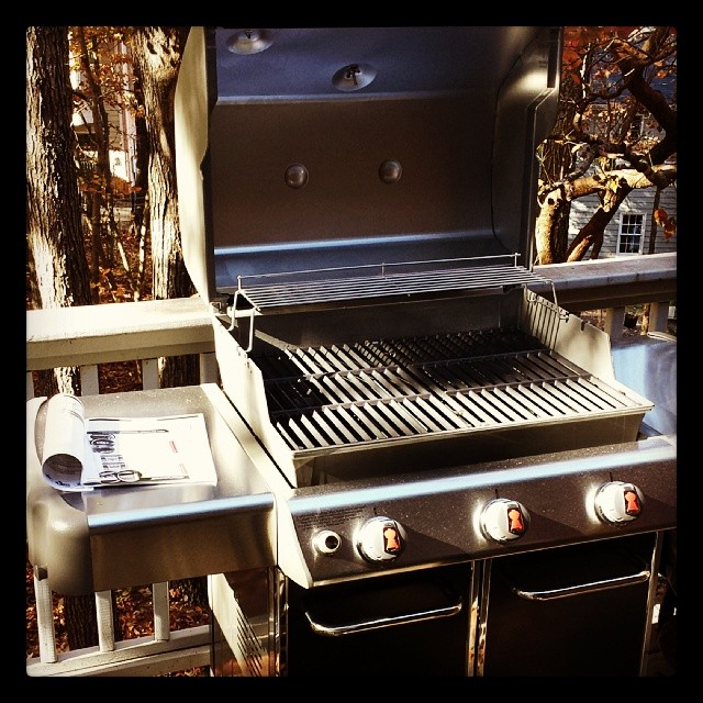 #Outdoor #gas #grill installation