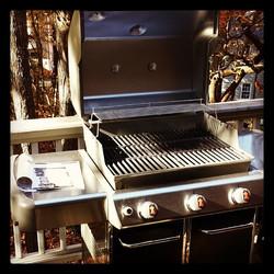 #Outdoor #gas #grill installation