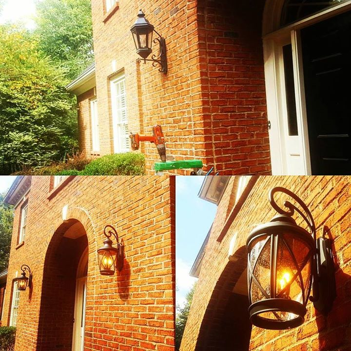 #LightFixture #installation