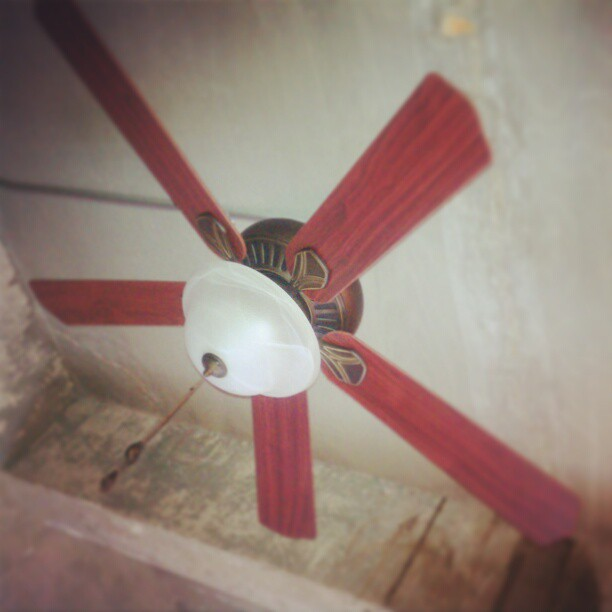 #HarborBreeze #ceiling #fan installed