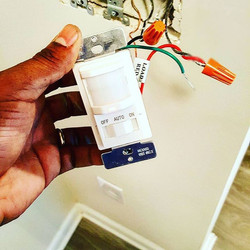 #motionsensors #entrepreneur #ceo #businessman #electrical #atlanta #atl #maintenanceman #apartmenth