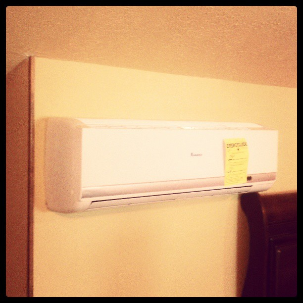 #minisplit #airconditioner installed