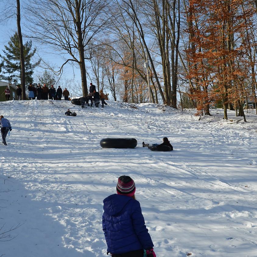 Fort Faith Snow Day