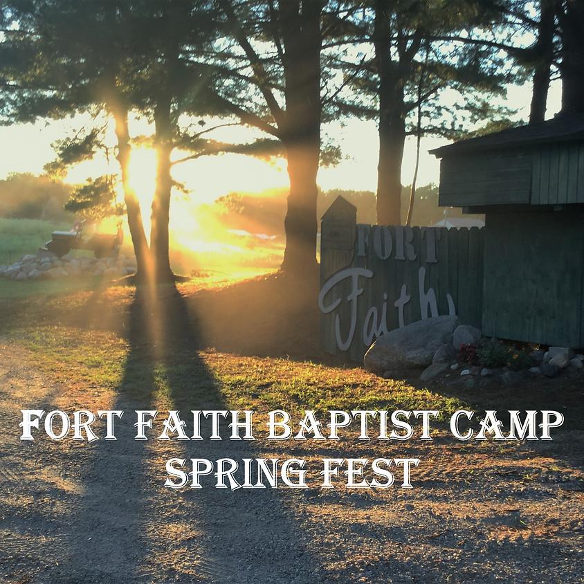 Fort Faith Spring Fest