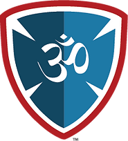 yoga for first responders logo