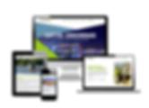 Capital Crossroads Website Design