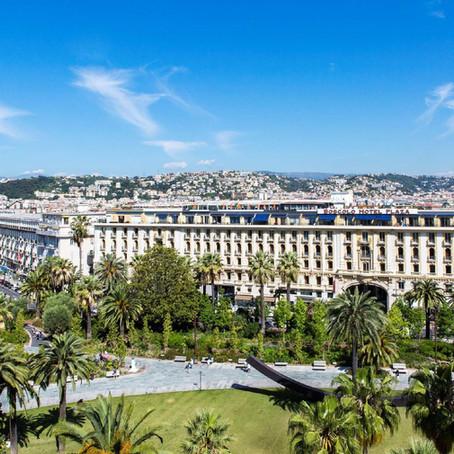 Restructuration du mythique Hôtel Plaza à Nice !