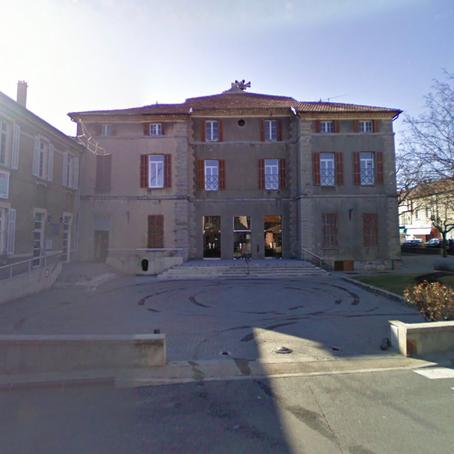 Almaro, 1200 m2 loués pour le Château de Laragne  !