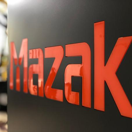 OPTIPLEX Fiber III (Mazak), réception et installation.