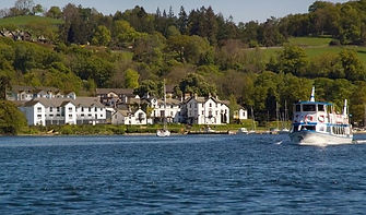 Low Wood Hotel, Windermere, Cumbria, UK