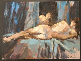 Tess of the D'Aubervilles, Nude