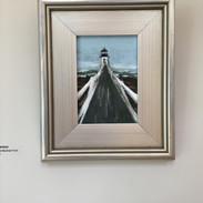 Lighthouse Walkway, Marshall Pt., $150