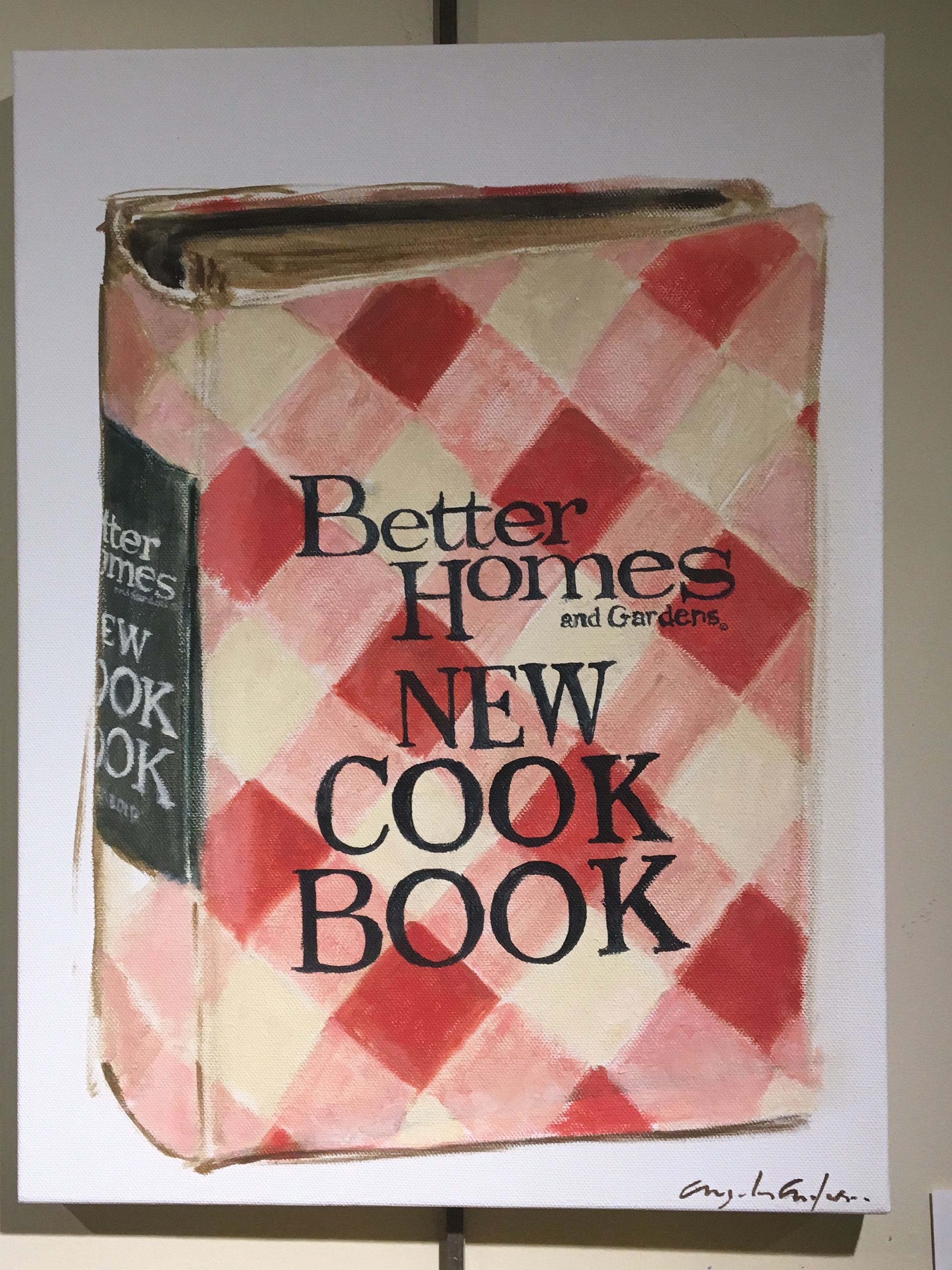 SOLD Better Homes & Gardens Vintage Cookbook