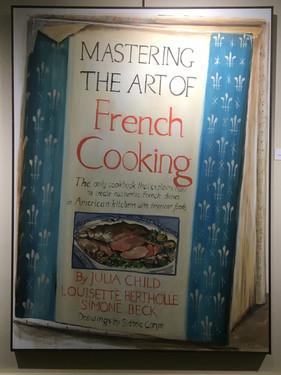 Julia Childs Cookbook