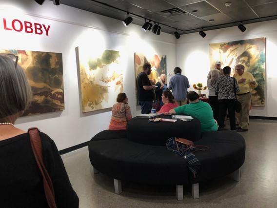 Art in the Lobby Maine International Fil