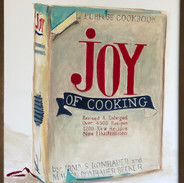 Joy of Cooking, 40x30, private collectio