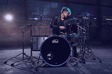Rock Drummer