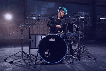 Rock Drummer Artist Directory It's Indie
