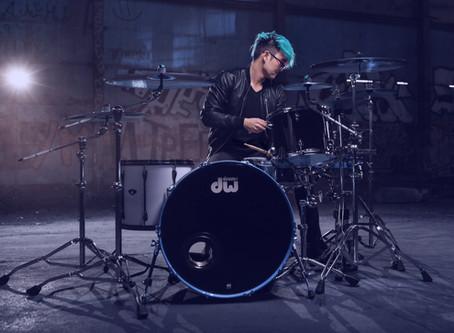 【格安】オンラインドラムレッスン!最安料金2,266円/回|Vox-yオンライン音楽教室