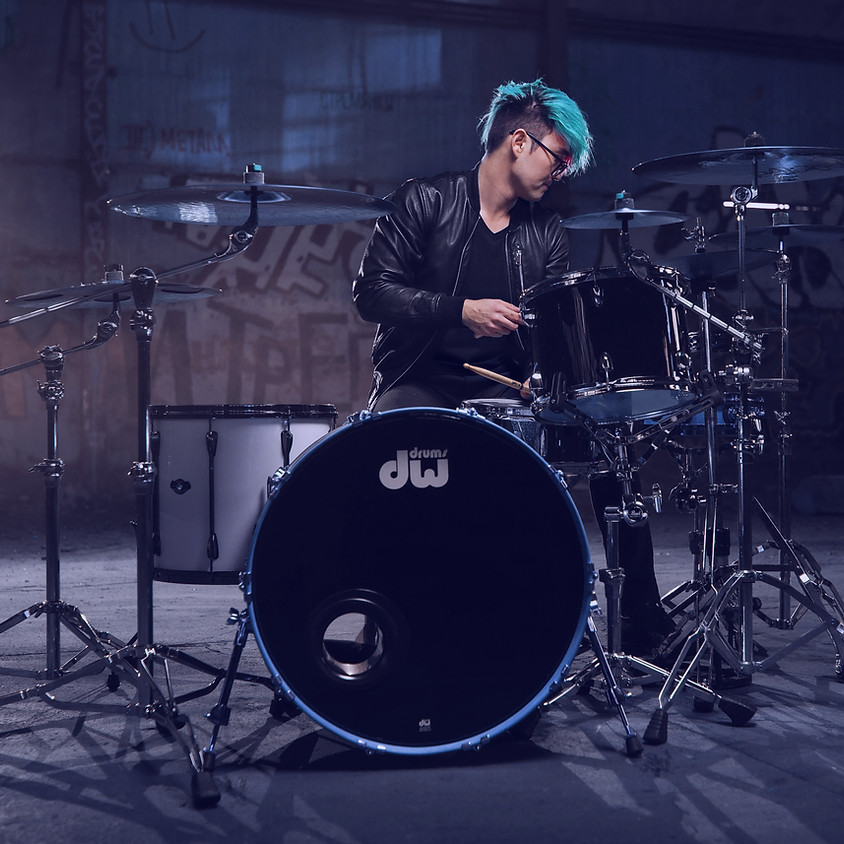 Finding Your Groove - A Drum Workshop with Greg Ozment