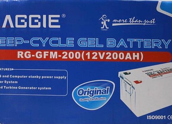 DEEP CYCLE BATTERY 12V 200AH