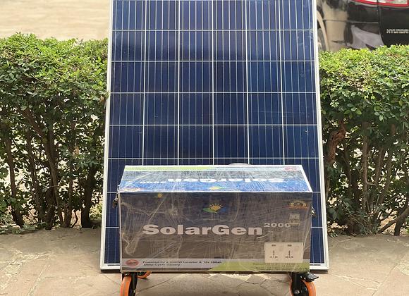 SolarGen 2000