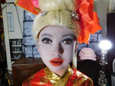 Masami:  American Geisha