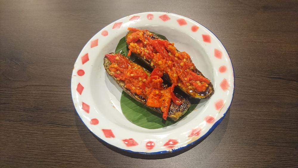 Padang Vegan food