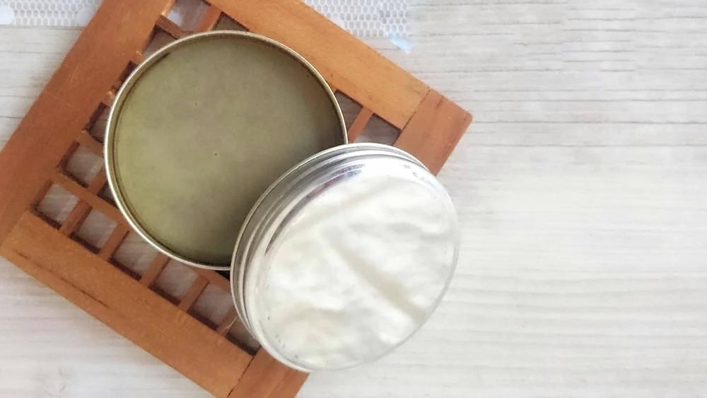 DIY Deo balm tanpa aluminum