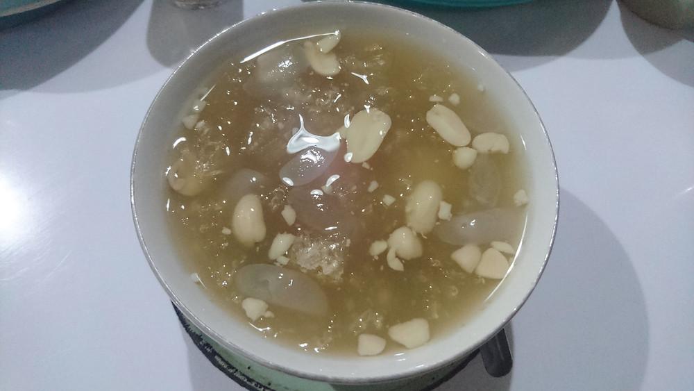 Kuliner Salatiga: Wedang Ronde Jago