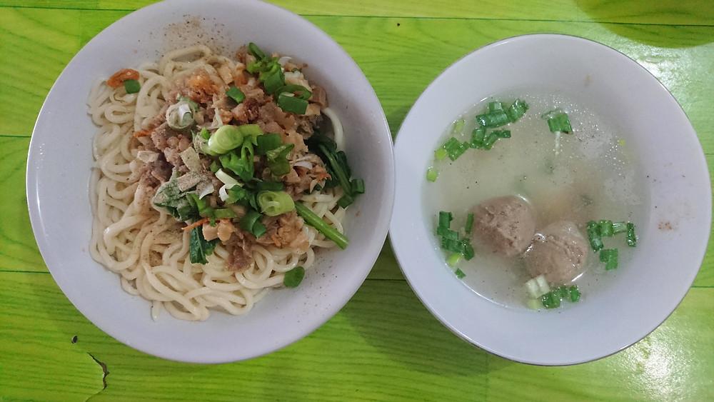 Kuliner Salatiga: Yamian ALuk
