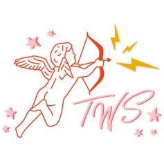 Three Word Story Logo Design